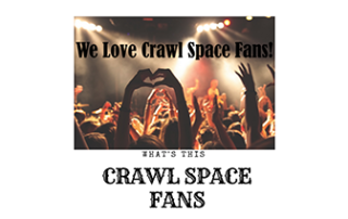 Crawl Space Fans